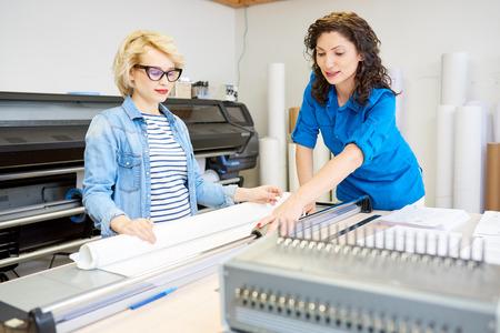 出版で働く女性