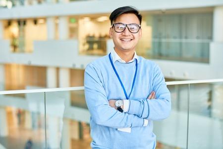 Asian IT Specialist