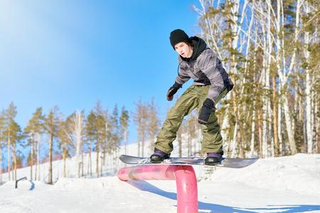 Snowboarding Tricks
