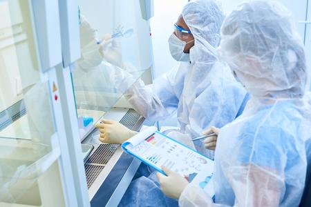 Innovative scientific research