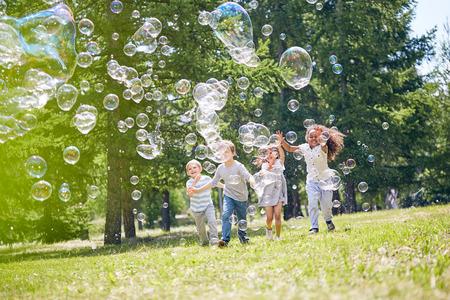 Pasar el día de verano al aire libre Foto de archivo