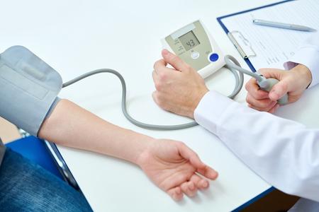Medición de la presión arterial