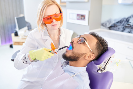 Professional Hygiene in Dental Clinic