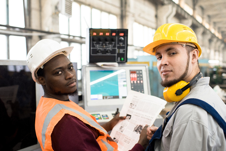 Confident engineers informed about latest news