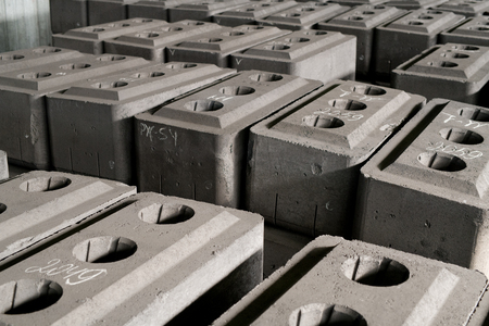 Concrete Bricks Background
