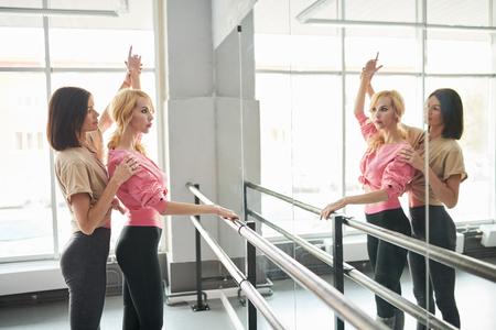 Leçon de ballet