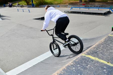 BMX Park 版權商用圖片