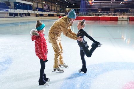 Figure-Skating Training