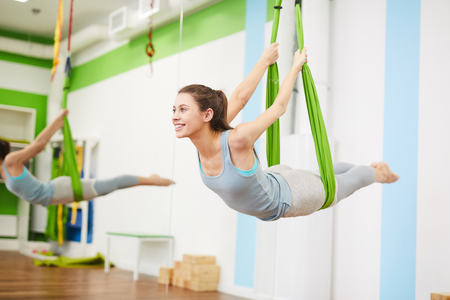 Aerial Exercise