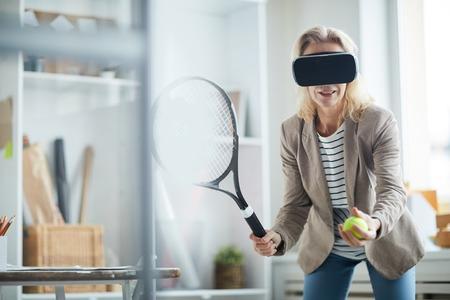 VR Tennis