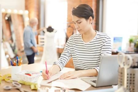 Working designer