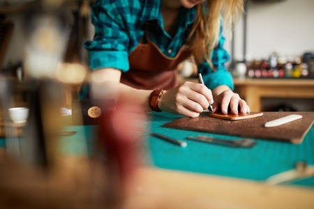 Leatherworking Craft