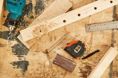 Carpentry Background