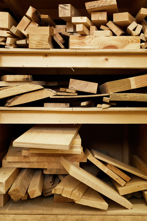Verfijnd hout Stockfoto