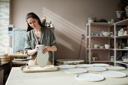 Contemporary Female Ceramist
