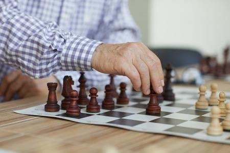 Decisive chess move