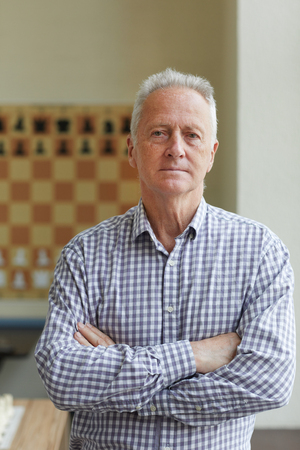Experienced professional grandmaster