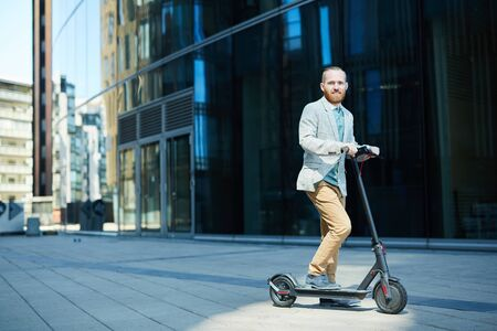 Push scooter commuter