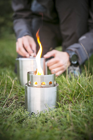 Fire with Camping, Bushcraft & Survival photo