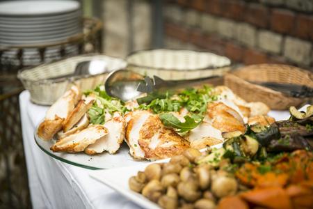 Catering  chicken breast fillet