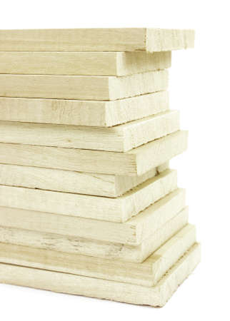 Planks for the manufacture of wooden containers Stock Photo - 9266120