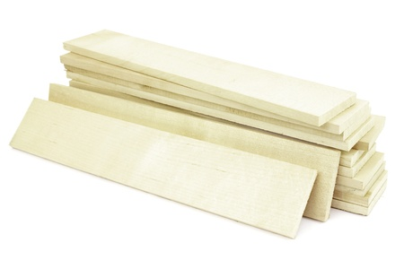 Planks for the manufacture of wooden containers Stock Photo - 9266117