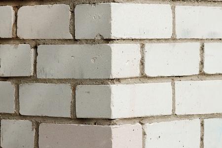 der Winkel der alten Backsteinbauten