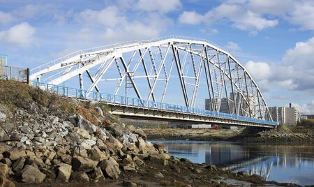 floodplain: Iron Bridge  City Cola  North of Russia