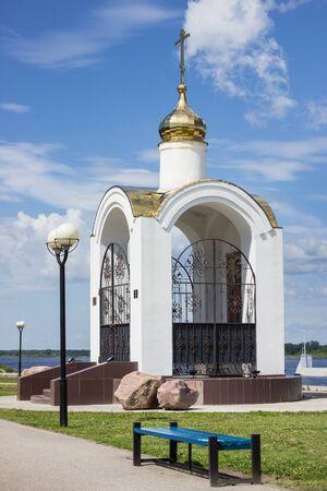 Pyotr and Fevronyis chapel, In Balakhna, Russia