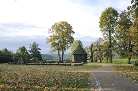 KernavÄ— was a medieval capital of the Grand Duchy of Lithuania