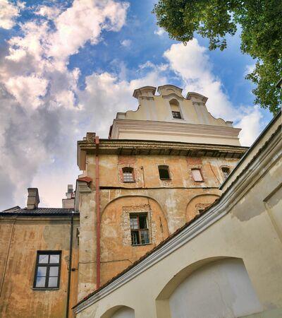 casimir: Church of St Casimir in Vilnius.