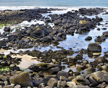 Northern Ireland, Atlantic coastline, UK Stock Photo - 21931817