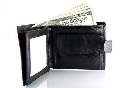 Pocket-book con un prezzo Archivio Fotografico