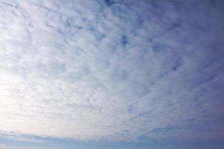 Sky with clouds  photo