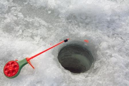 Ice Fishing Stock Photo - 16167497
