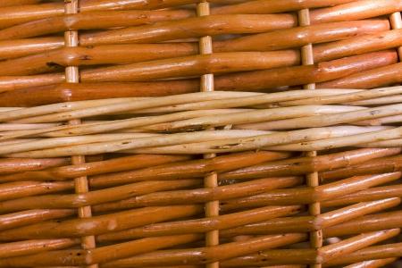 wattled: Background from wattled twigs