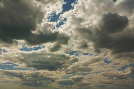 Dark clouds Stock Photo - 16776806
