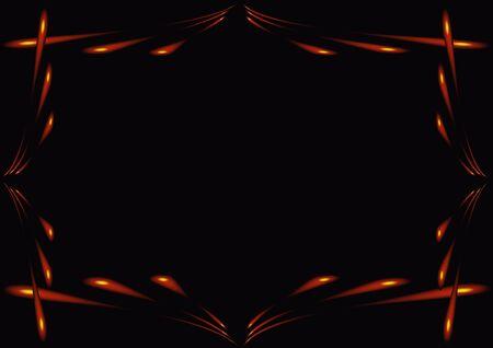 lighting column: Background from the specks of light