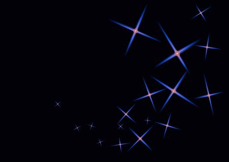 hvězda: Hvězda pozadí
