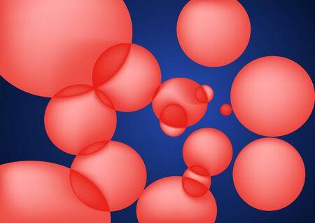 Transparent balls