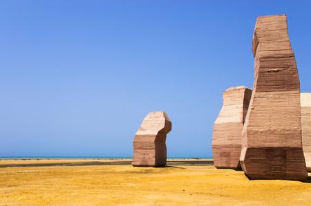 monte sinai: The Gate of Allah in Ras Mohamed National Park