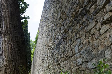 Great Wall in Girona