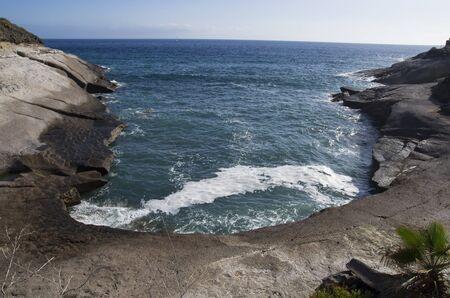 Stone Bay on the Tenerife Coast