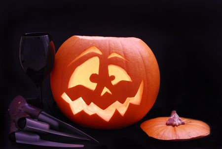 halloween pumpkin Stock Photo - 5670547