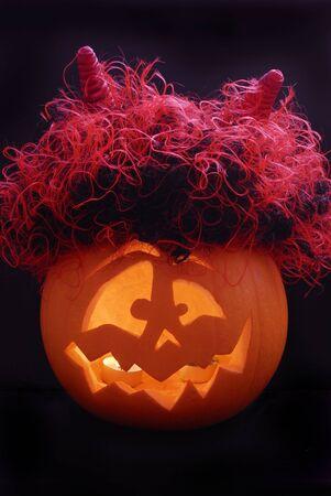 halloween pumpkin Stock Photo - 5670553