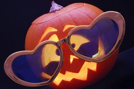 horrify: halloween pumpkin