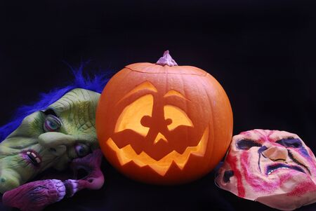 halloween pumpkin Stock Photo - 5670551
