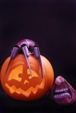 halloween pumpkin Stock Photo - 5670550