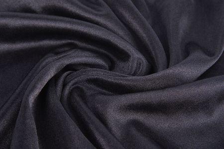 black silk texture Stock Photo - 6512577