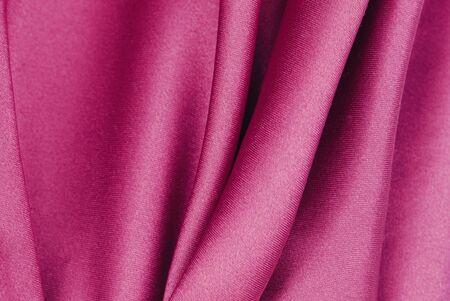 pink silk fabric texture photo